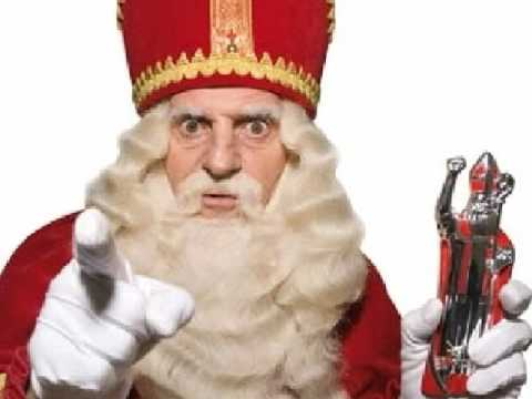 Boze Sinterklaas