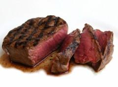 Biefstuk van de mens